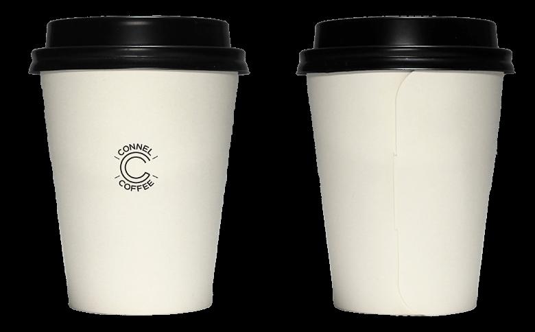 CONNEL COFFEE(コーネルコーヒー)のテイクアウト用コーヒーカップ