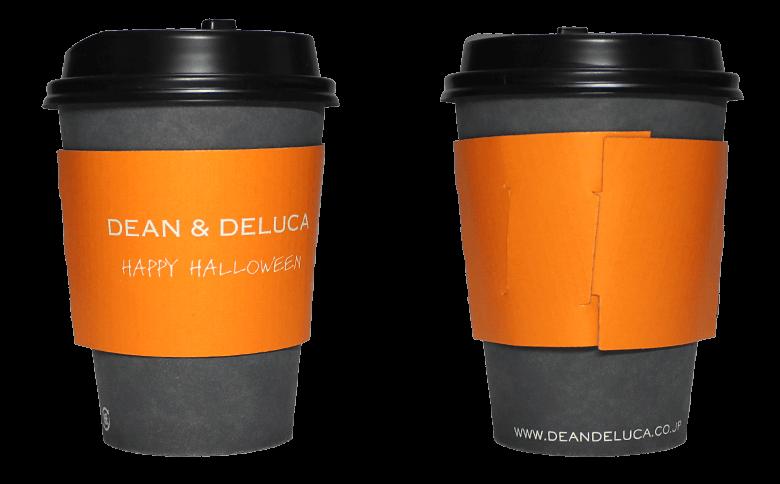 DEAN&DELUCA ハロウィン限定(ディーンアンドデルーカ)のテイクアウト用コーヒーカップ