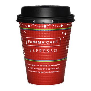 FamilyMart FAMIMA CAFE 2015年冬限定