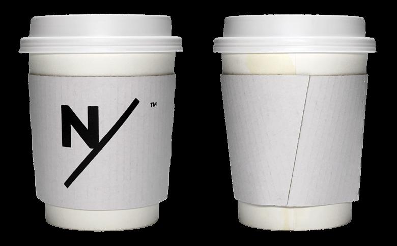 NEUTRALWORKS.(ニュートラルワークス)のテイクアウト用コーヒーカップ