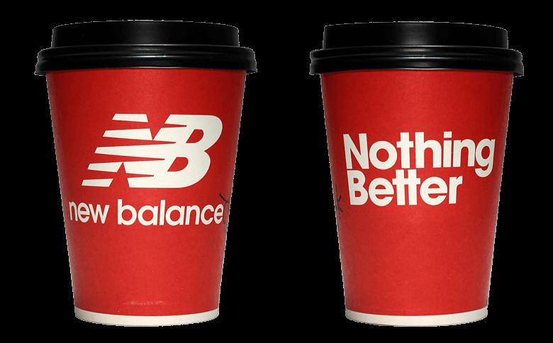 Nothing Better(ナッシングベター)のテイクアウト用コーヒーカップ