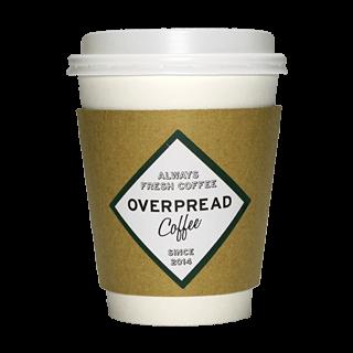 OVERPREAD coffee(オーバープレード コーヒー)