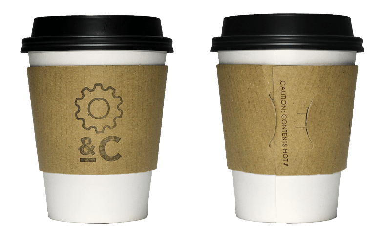RATIO&C(レシオ・アンドシー)のテイクアウト用コーヒーカップ