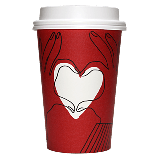 Starbucks Coffee 2017年ホリデーシーズン限定 レッドカップ