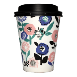 LAWSON MACHI café 2017年春限定(フラワー)