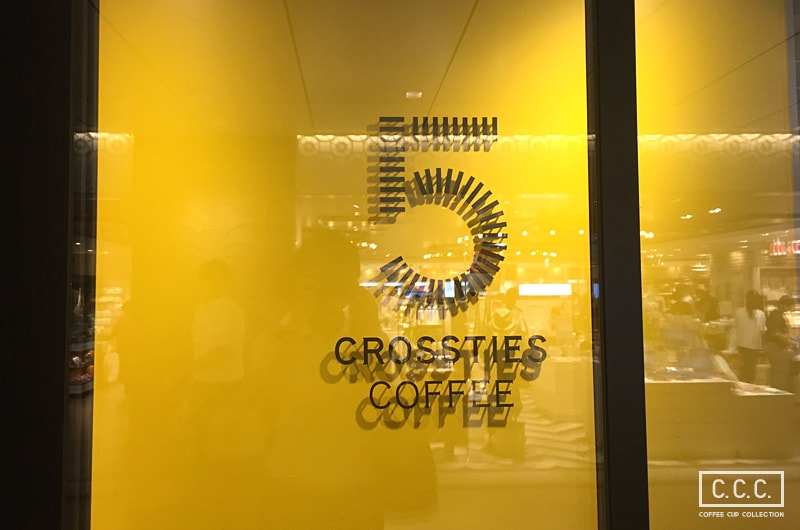 5 CROSSTIES COFFEEのロゴ