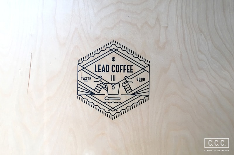 LEAD COFFEEのロゴ