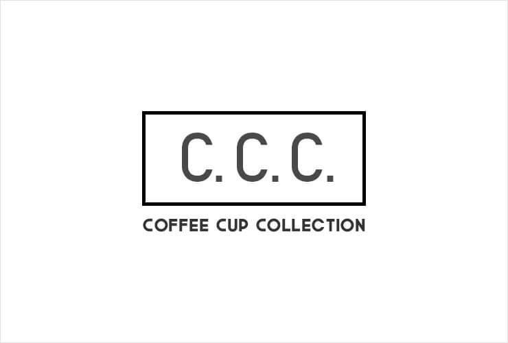 テイクアウト用コーヒーカップコレクションサイト「C.C.C.」を公開しました。