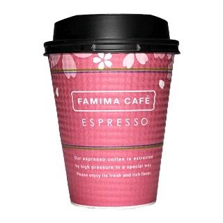 FamilyMart  FAMIMA CAFE 2016年春(ファミリーマート ファミマカフェ)