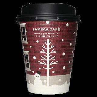 FamilyMart FAMIMA CAFE 2018年クリスマス限定
