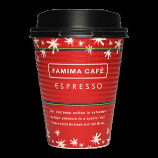 FamilyMart FAMIMA CAFE 2016年クリスマス限定