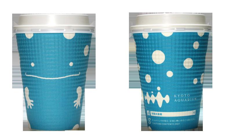 HARVEST CAFE(ハーベストカフェ)のテイクアウト用コーヒーカップ