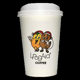 Lino&Aia coffee 2016年冬限定(リノアンドアイアコーヒー)