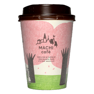 LAWSON MACHI café 2015年春(ローソン マチカフェ)