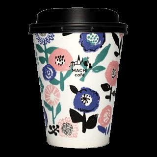 LAWSON MACHI café 2017年春限定(フラワー)(ローソン マチカフェ)