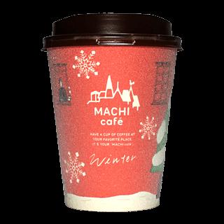 LAWSON MACHI café 2015年冬限定(ローソン マチカフェ)