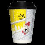 LAWSON MACHI café 2017年冬限定(イエロー)