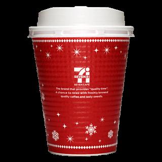 セブンイレブン セブンカフェ 2017年クリスマス限定