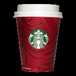 Starbucks Coffee 2014年ホリデーシーズン限定レッドカップ