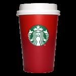 Starbucks Coffee 2015年ホリデーシーズン限定レッドカップ