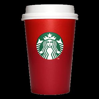 Starbucks Coffee(スターバックスコーヒー)2015年ホリデーシーズン限定レッドカップ