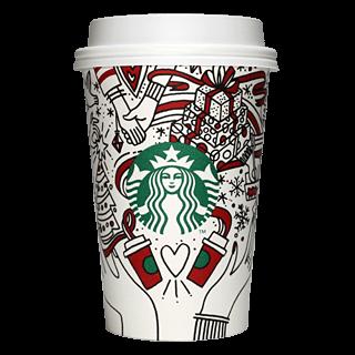 Starbucks Coffee 2017年ホリデーシーズン限定