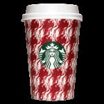 Starbucks Coffee 2018年ホリデーシーズン限定 エスプレッソハウンズトゥース