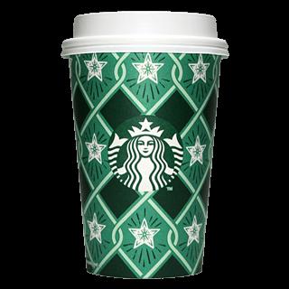 Starbucks Coffee 2018年ホリデーシーズン限定 ノーティカルスターガイル
