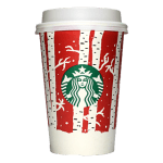 Starbucks Coffee 2016年ホリデーシーズン限定レッドカップ Birch Forest「樺の林」(United States)