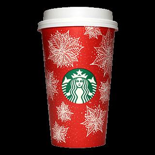 Starbucks Coffee 2016年ホリデーシーズン限定レッドカップ Poinsettia「ポインセチア」(United States)