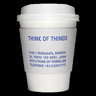 THINK OF THINGS(シンク オブ シングス)