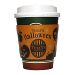 TULLY'S COFFEE 2016年ハロウィン限定