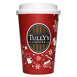 TULLY'S COFFEE 2018年ホリデーシーズン限定(タリーズコーヒー)
